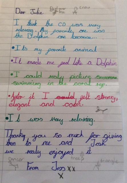 Letter Jess