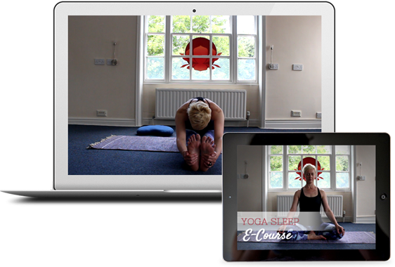 Yoga Sleep Ecourse Online