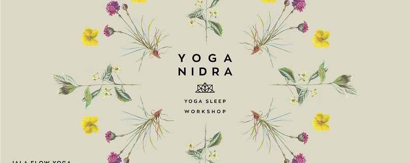 Yoga Nidra at Jala Flow