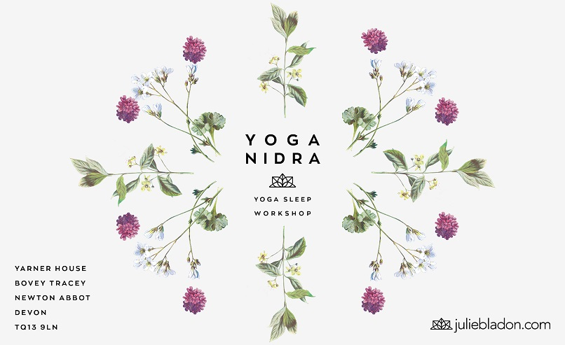 Yoga Nidra Workshop at Yarner House