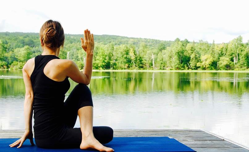 Tập Hatha Yoga tại Getfit
