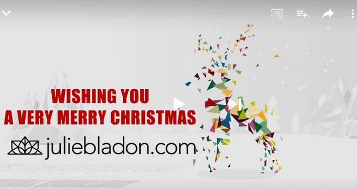 Merry Christmas Julie Bladon