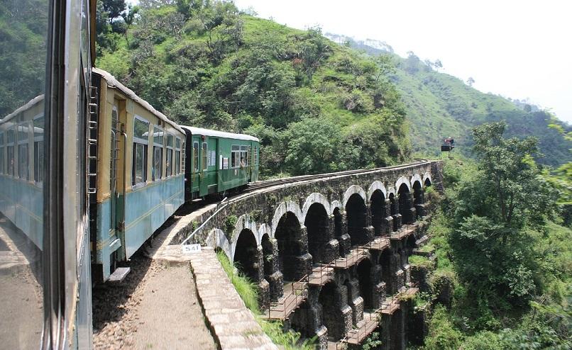 shimla train
