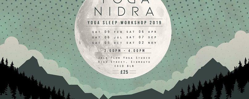 Nidra Sidmouth 2019