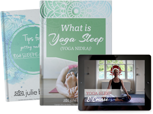 Yoga Sleep E-Course